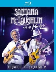 Invitation To Illumination - Live At Montreux 2011 - de Santana