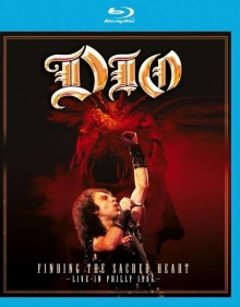 Finding The Sacred Heart - Live In Philly 1986 - de Dio.