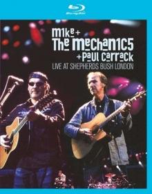Mike & The Mechanics feat. Paul Carrack - Live At Shepherds Bush London 2004
