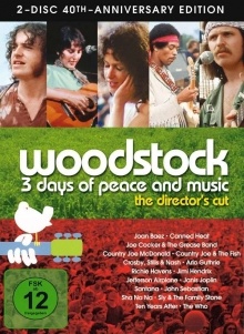 Woodstock - Director's Cut - Special Edition - de Woodstock