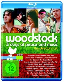 Woodstock - Woodstock - Director's Cut - Blu-Ray