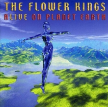 Alive On Planet Earth: Live 1998 - 1999 - de Flower Kings