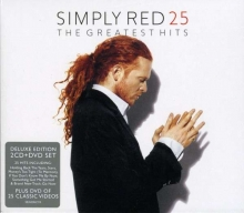 The Greatest Hits 25 - de Simply Red