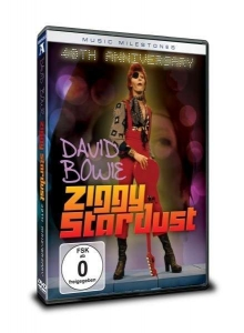 David Bowie - Ziggy Stardust 40th Anniversary