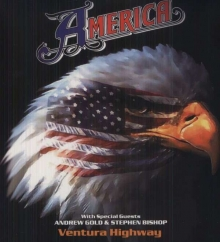 America - Ventura Highway - Limited Edition Hand Numbered