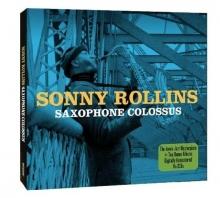 Saxophone Colossus - de Sonny Rollins