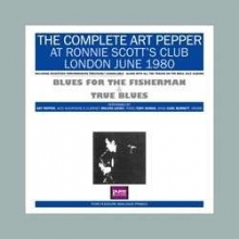 The Complete Art Pepper At Ronnie Scott's Club (180g) - de Art Pepper