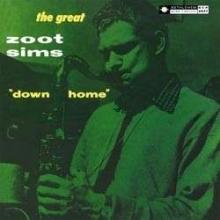 Down Home (180g) - de Zoot Sims