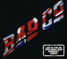 Bad Company - Live In The UK, 11th April 2010, Wembley Arena