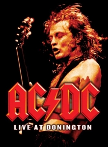 Live At Donington - de AC/DC