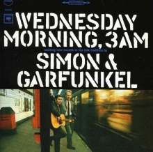 Wednesday Morning, 3 A.M. - de Simon & Garfunkel
