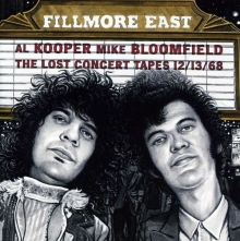 Fillmore East-Lost Concert Tapes - de Al Kooper