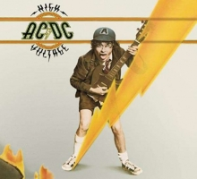 High Voltage (180g) - de AC/DC