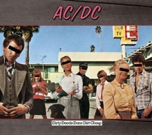 Dirty Deeds Done Dirt Cheap - de AC/DC