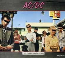 Dirty Deeds Done Dirt Cheap - de AC/DC
