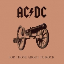 AC/DC - For Those About To Rock We Salute You (180g)