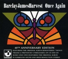 Once Again - 40th Anniversary Edition - de Barclay James Harvest