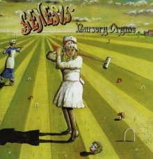 Nursery Cryme (Audiofil) - de Genesis