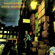 The Rise And Fall Of Ziggy Stardust - de David Bowie