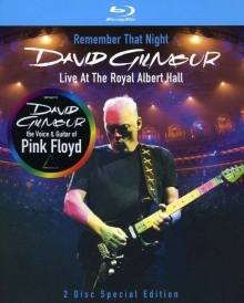 David Gilmour - Remember That Night - Live At The Royal Albert Hall 2006