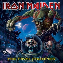 The Final Frontier - de Iron Maiden
