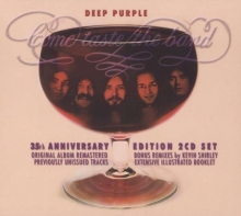 Come Taste The Band: 35th Anniversary Edition - de Deep Purple