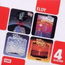 Eloy - 4 Albums