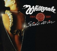 Whitesnake - Slide It In:25th Anniversary