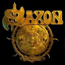 Saxon - Sacrifice (ltd.)