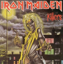 Iron Maiden - Killers - 180gr