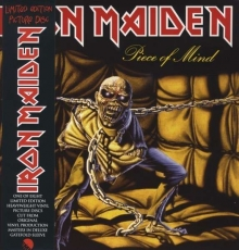 Iron Maiden - Piece Of Mind - 180gr