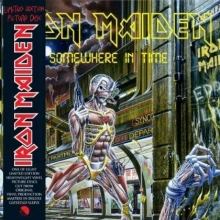 Iron Maiden - Somewhere In Time - 180gr