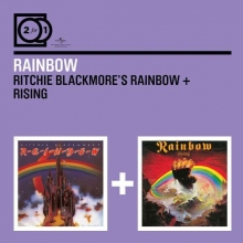 Rainbow - 2 For 1: Ritchie Blackmore's Rainbow/Rising