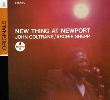 New Thing At Newport - de John Coltrane
