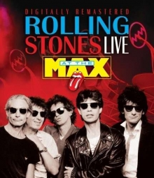 Live At The Max - de Rolling Stones