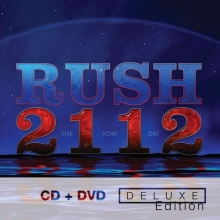 2112 (Deluxe Edition) - de Rush (Band)