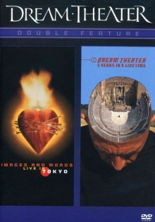 Images And Words - Live In Tokyo / 5 Years In A Live Time - de Dream Theater