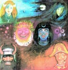 In The Wake Of Poseidon (200g) - de King Crimson