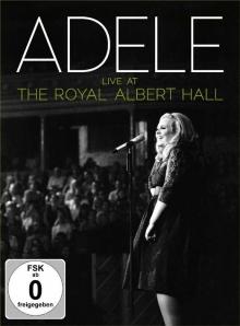 Live At The Royal Albert Hall - de Adele.