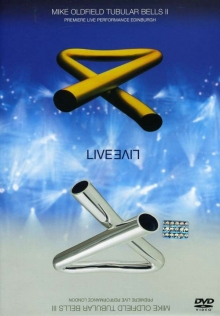 Tubular Bells II + III - Live - de Mike Oldfield