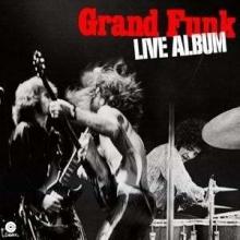 Live Album - de Grand Funk Railroad