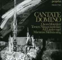Cantate Domino - Cantate Domino