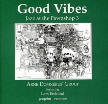 Jazz At The Pawnshop - Jazz At The Pawnshop Vol. 3