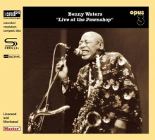 Live At The Pawnshop - de Benny Waters