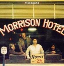 Morrison Hotel (180g) - de Doors.