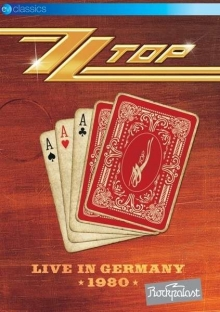 Live In Germany - de ZZ Top