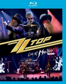 ZZ Top - Live At Montreux- blu ray