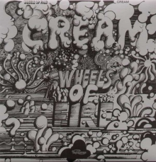 Wheels Of Fire - In The Studio - 180gr - de Cream