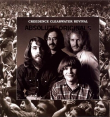 Creedence Clearwater Revival - Absolute Originals - 8 LP'S  Box