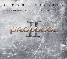 Protocol II - de Simon Phillips (Drums)